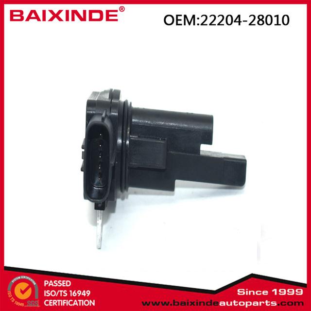 Wholesale Price Car Mass Air Flow Sensor 22204-28010 for Toyota LEXUS SCION