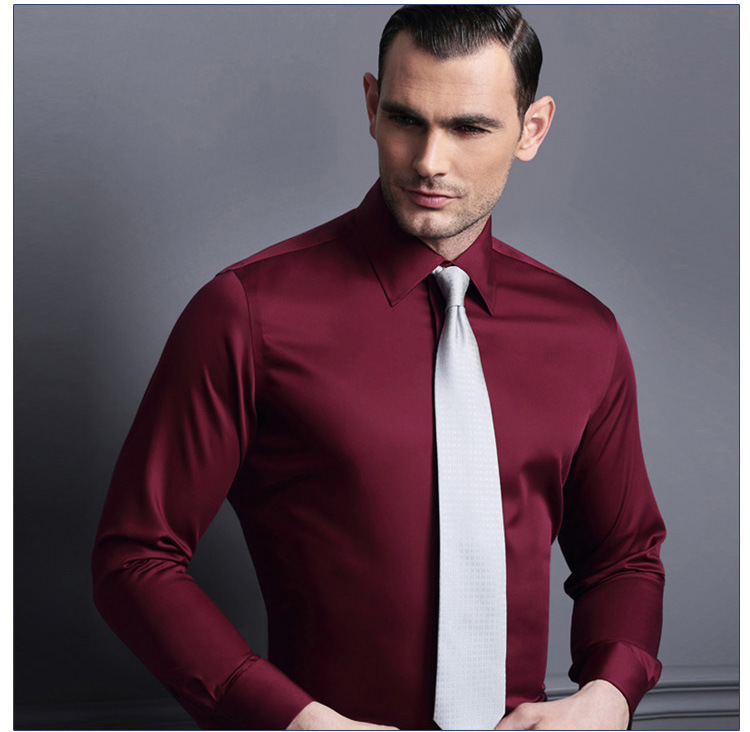 China Italian Style Mens Shirts Latest Style Fashion Dress
