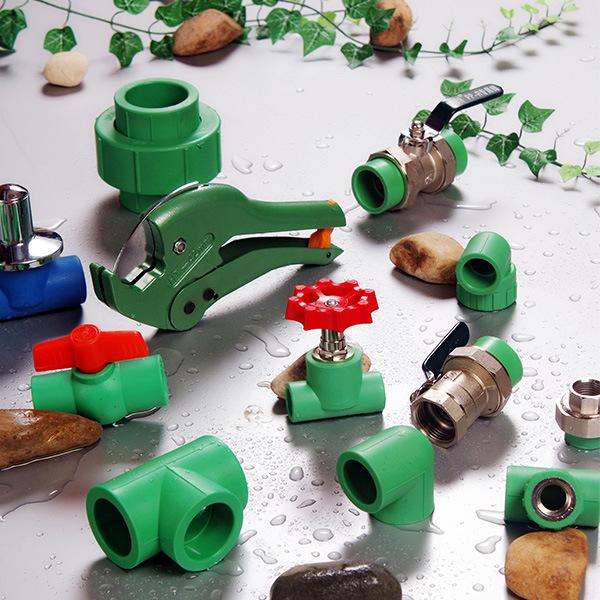 Oem green ppr pipe pn precio tubo especificación