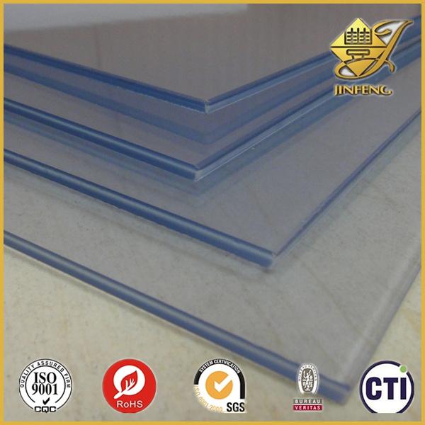 Anti Static Sheeting : China anti static high gloss transparent rigid clear pvc