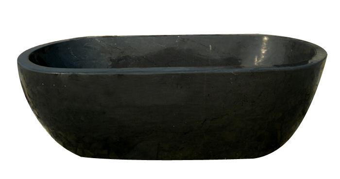 Vasca da bagno di marmo beige (btb013) – vasca da bagno di marmo ...