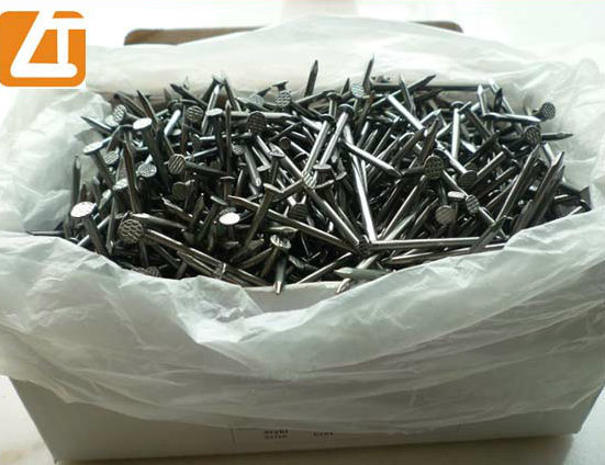Diamond Point Polished Common Steel Nails