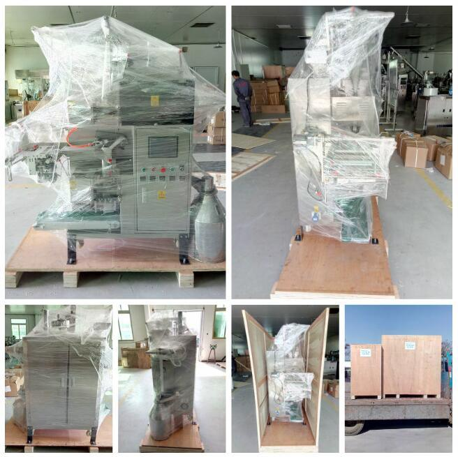 Vertical Black Tea Bag Packaging Machine