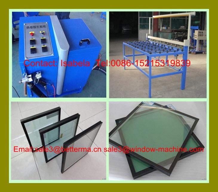 insulating glass machine china