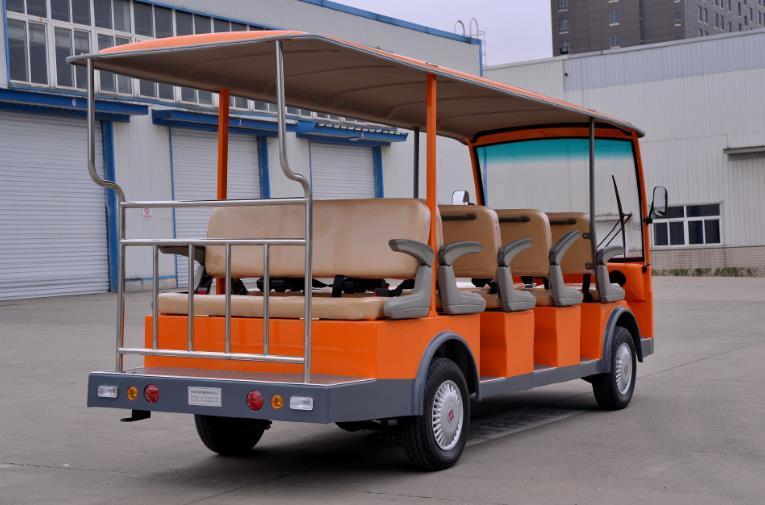 Autobús de lanzadera eléctrico de 14 asientos/autobús de visita ...