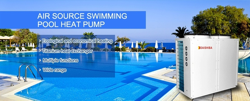Swimming Pool Water Chillers : China air to water swimming pool chiller and heater kw
