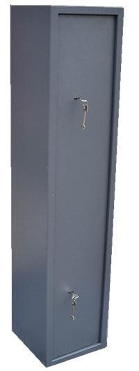 Gun Cabinet of Key Locks (GUN-S1250K2/3)