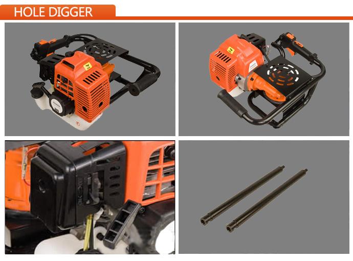 china powertec 3 4kw 2 stroke gasoline chain saw yd