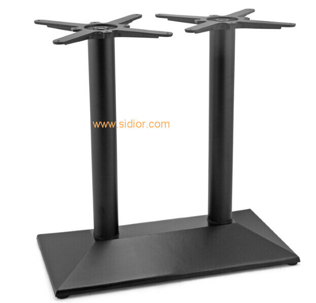 (SC-713) Restaurant Dining Furniture Base Cast Iron Metal Table Legs
