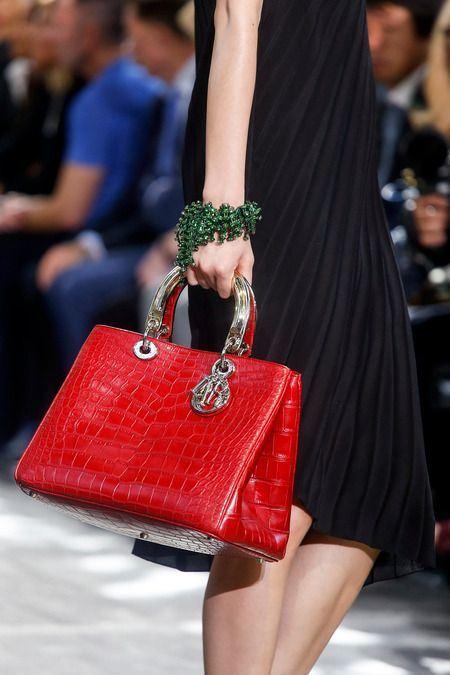 2017 bolsos rojos de la manera del nuevo estilo (BDMC119)