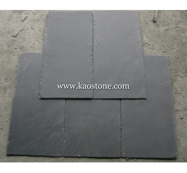 China Black Yellow Rusty Multicolor Slate For Roofing