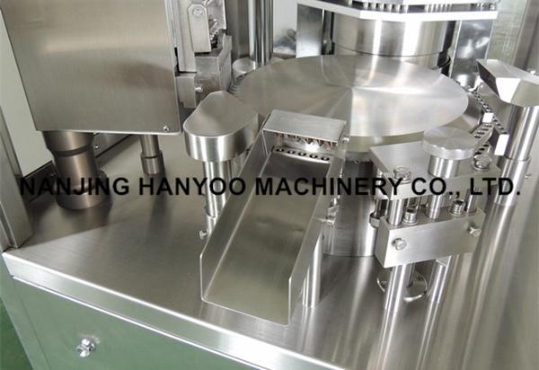 herbal capsule filling machine