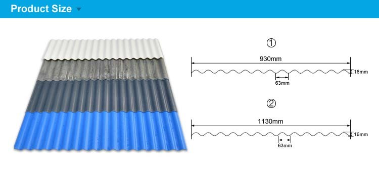 China Plastic Pvc Roofing Tile Upvc Roof Sheet 3 Layers