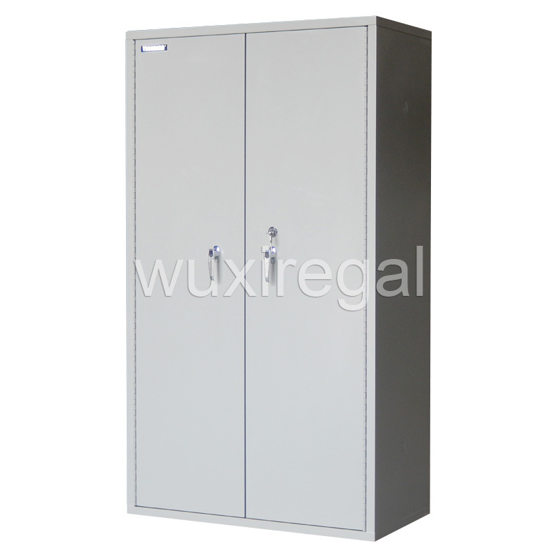 China Double Door Filing Cupboard Cabinet Fireproof File