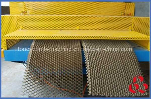 2016 Hot Sale Honeycomb Core Expanding Machine