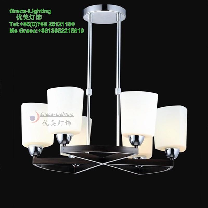 China Professional Lighting Manufacturer Glass Pendant