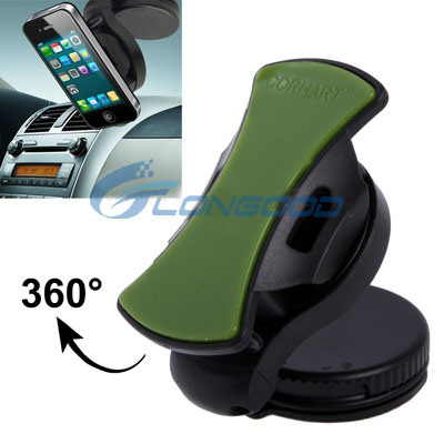 360 Degree Rotation Mini Universal Stick Windshield Car Mount Holder for Smart Phones