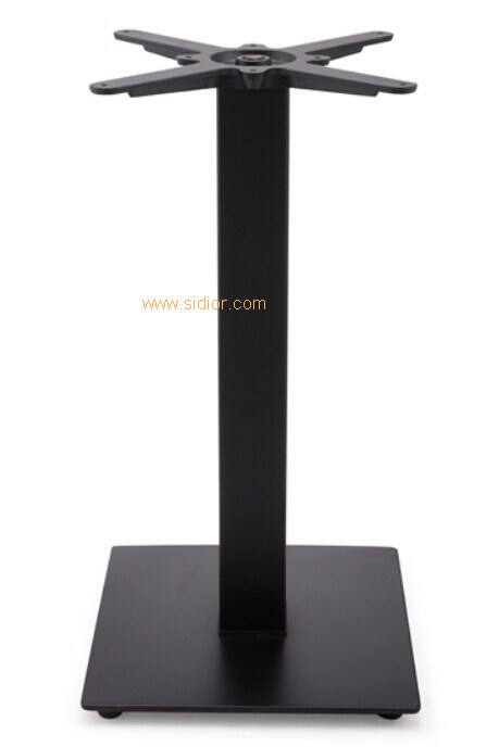 (SC-717) Restaurant Dining Furniture Base Powder Coated Metal Table Legs