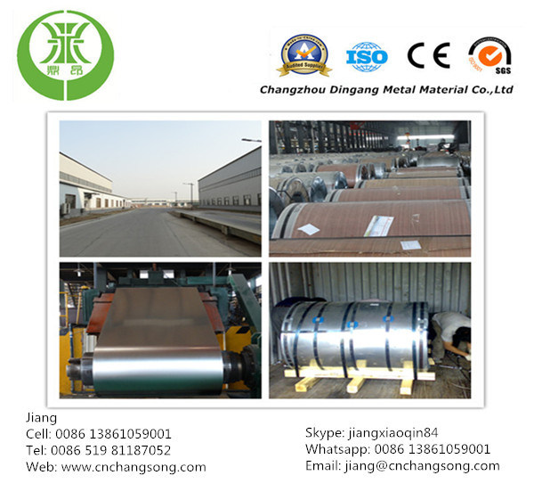 Galvanized Steel Coils Zinc Coated