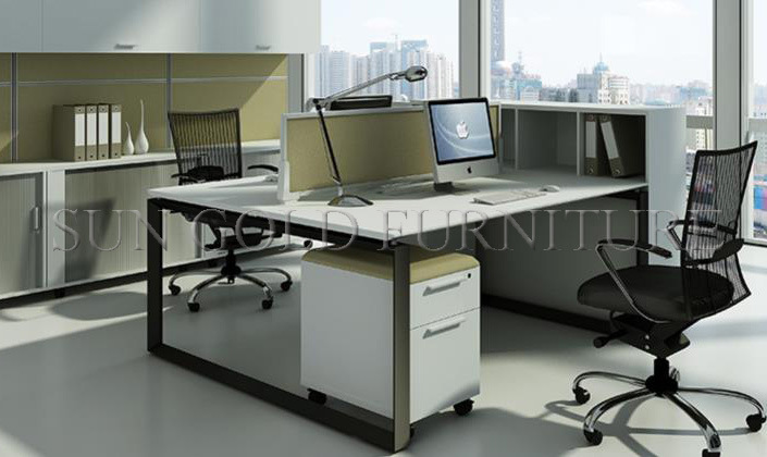 China Fashion 6 Person Seats Straight Office Partition  : Fashion 6 Person Seats Straight Office Partition Workstation with Metal Leg SZ WS049  from sungoldfurniture.en.made-in-china.com size 705 x 420 jpeg 75kB