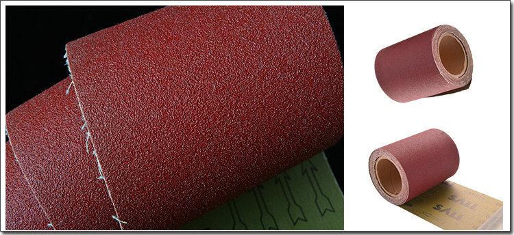 Abrasive Roll, 400 Grit Emery Cloth