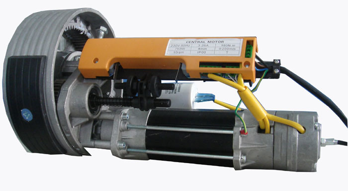 China Central Roller Shutter Motor In Hot Sale China