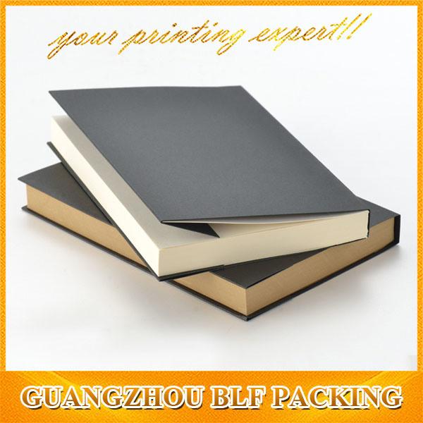 Custom paper service notebooks