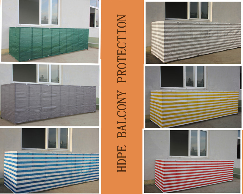 Polyester_balcony protection_products_shanghai zoie industri.