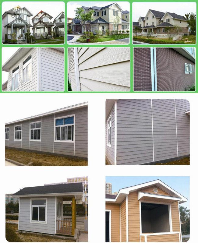 Building Board Fireproof Tar Sheets : Matériau de construction feuille ciment en fibre