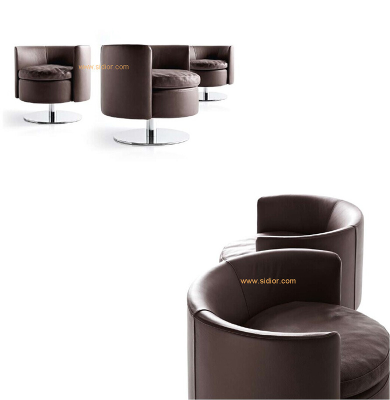 (SD-2005) Modern Home Living Room Furniture Lobby Waiting Leisure Chair