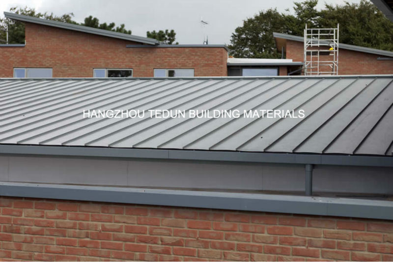China Low Standing Seam Roofing Sheet China Standing