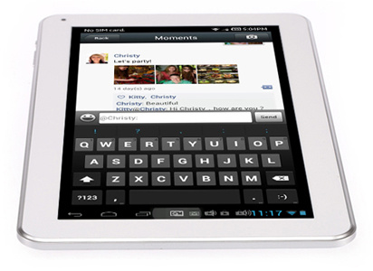 10 Inch Tablet, Quad Core CPU Android 4.4 Tablet PC