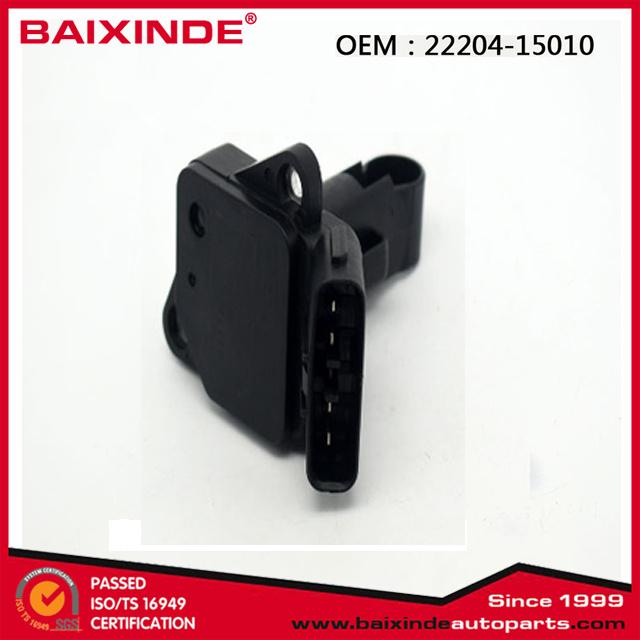 Wholesale Price Car Mass Air Flow Sensor 22204-15010 for Toyota LEXUS CHEVROLET