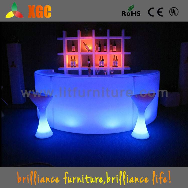 Remote16 Color ChangeableLED Palstic Bar Counter  : LED Palstic Bar Counter with Remote 16 Color Changeable from jp.made-in-china.com size 750 x 750 jpeg 71kB