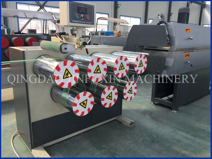 China Pet Zipper Monofilament Extruding Machinery China