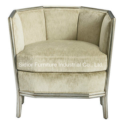 (CL-2217) Antique Hotel Restaurant Room Furniture Wooden Leisure Arm Chair