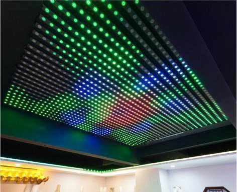 Flexible Soft LED Point Light with RGB Wateproof Light