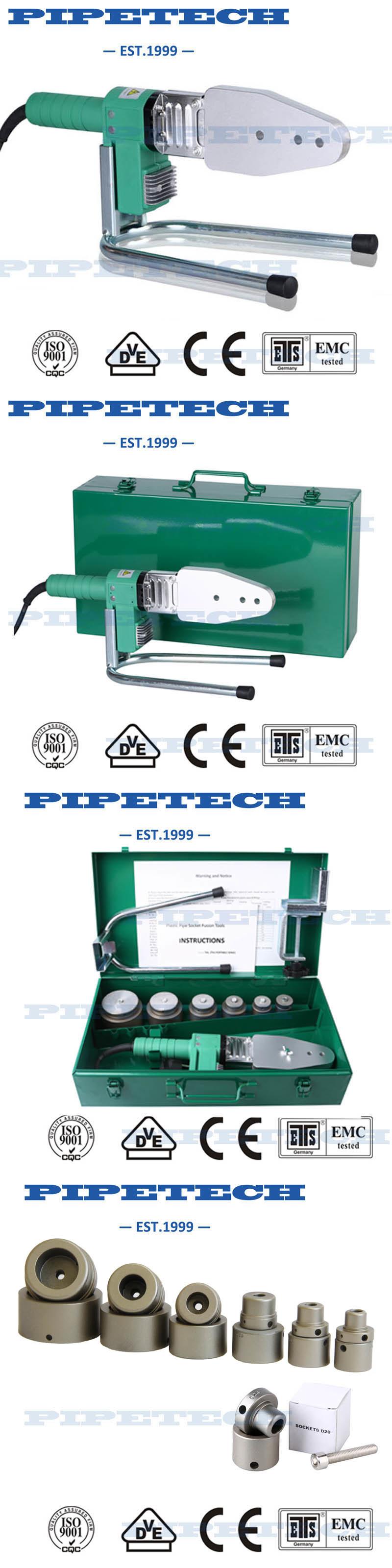 China ppr pipe welding machine mm