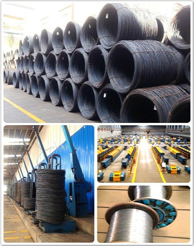 Er70s-6 Welding Wire/Gas Shield Welding Wire