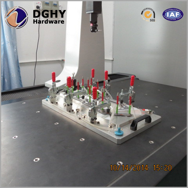 Machining Jigs And Fixtures : China oem customized automotive checking fixture jig for