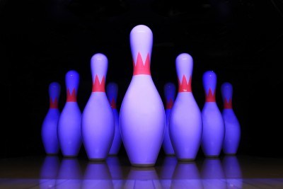 Video de pin bowling aficionado