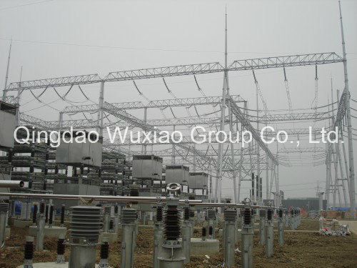 Transformer Substation of Steel Structure