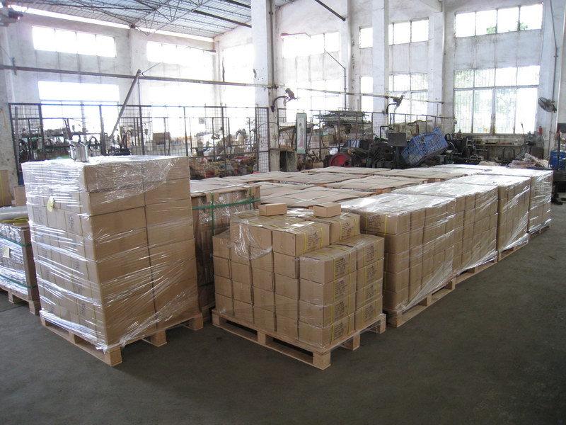 Brash Nickel Industrial Hardware Hinge Heavy Duty Hinge (BH1205)
