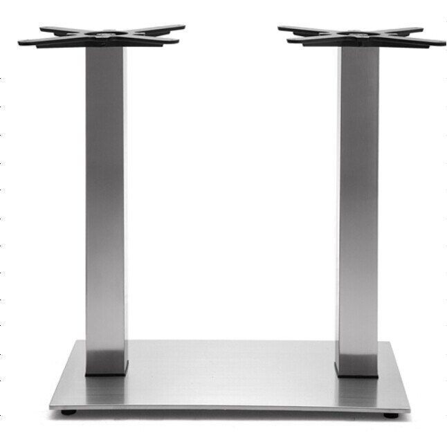(SC-735) Restaurant Dining Furniture Base Stainless Steel Metal Table Legs
