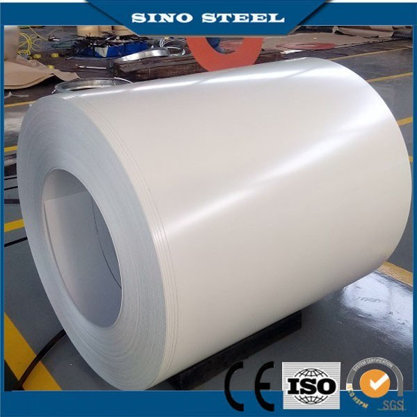CGCC Ral5020 PPGI Coil Prepainted Galvanized Steel Coil for Roofing Material