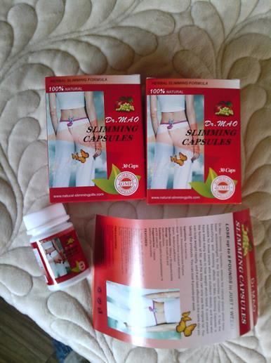 Nature and Herb Dr. Mao Slimming Capsule Weight Loss