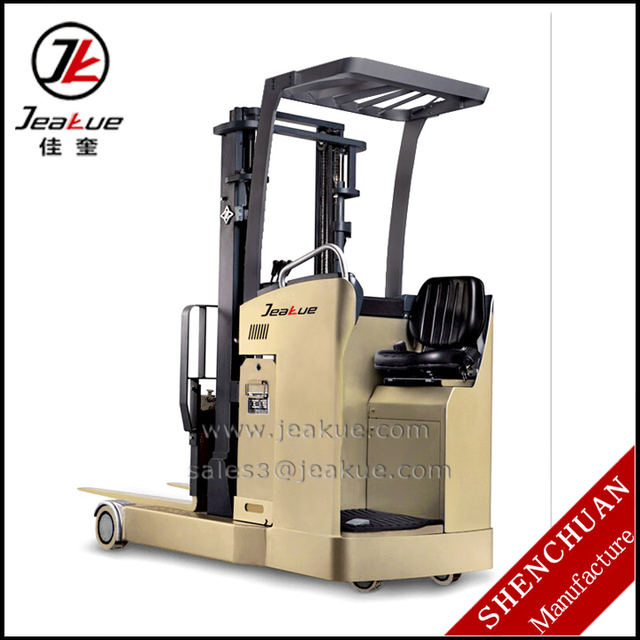 china 1 5t sitting type fork reach electric forklift truck china truck forklift