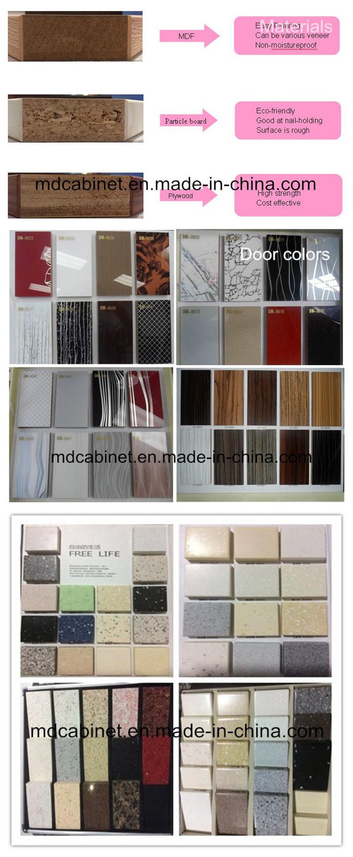 Marcas modernas do arm rio de cozinha da melamina marcas for Kitchen cabinet brand names
