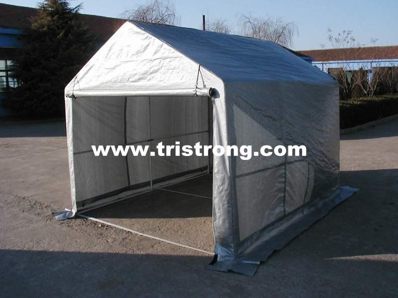 Small Metal Carports For Atv : China super mobile carport tsu a shelter