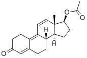 99% High Purity Steroid Hormone Testosterone Acetate